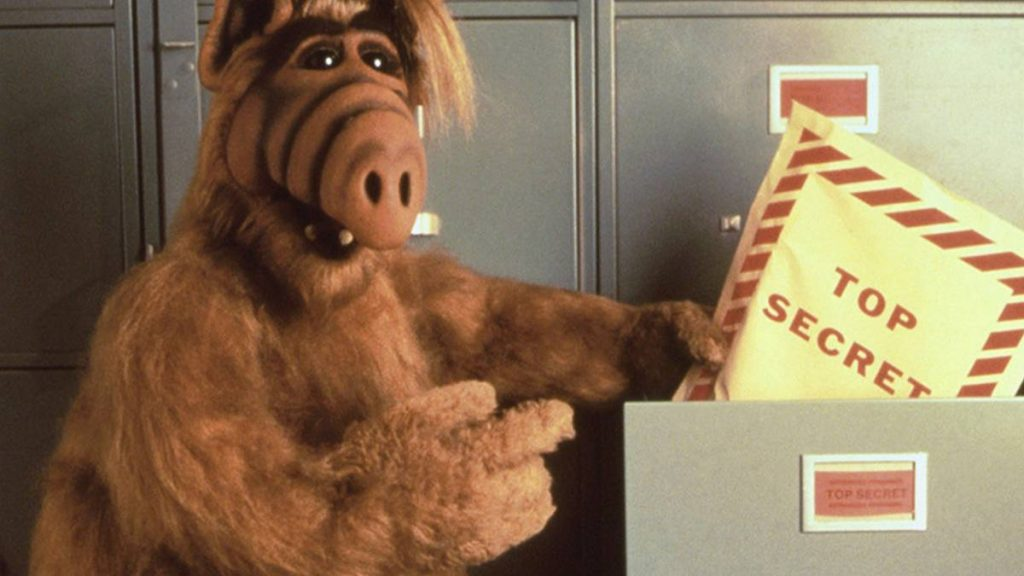 Alf, top Secret