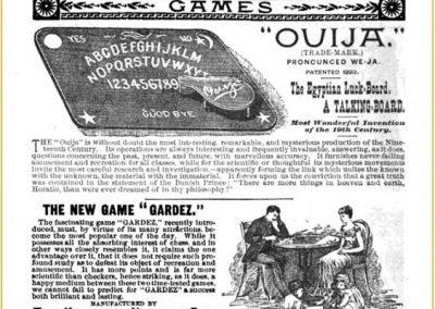 6x01 La Ouija Al Descubierto. Historia y Mito. Espiritismo e Iglesia 3