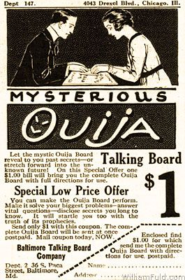 6x01 La Ouija Al Descubierto. Historia y Mito. Espiritismo e Iglesia 4