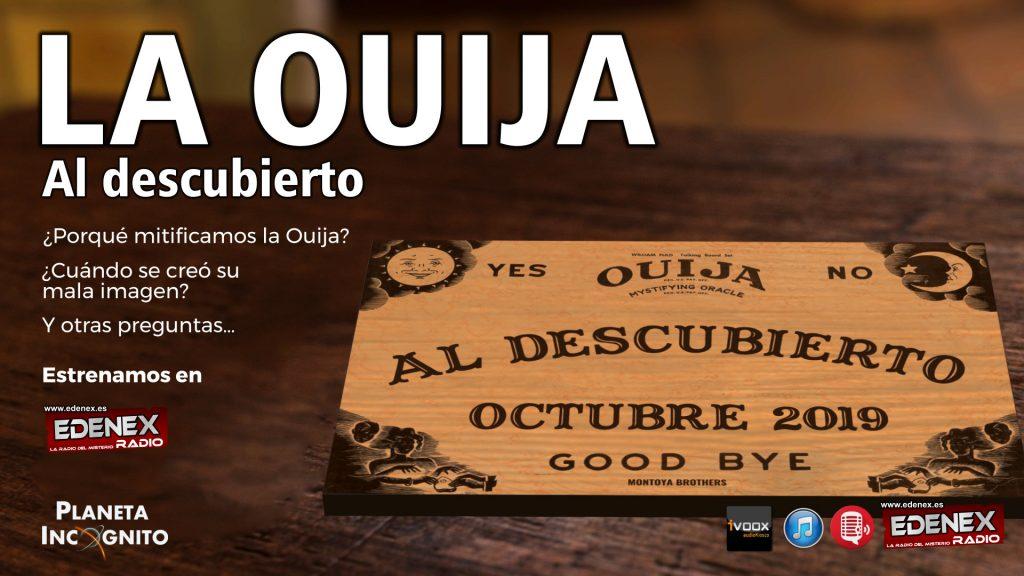 6×01 La Ouija Al Descubierto. Historia y Mito. Espiritismo e Iglesia