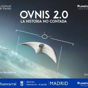 Este sábado 30 de Noviembre- OVNIS 2.0: LA HISTORIA NO CONTADA – Una aproximación diferente- Centro Sociocultural Alfonso XII