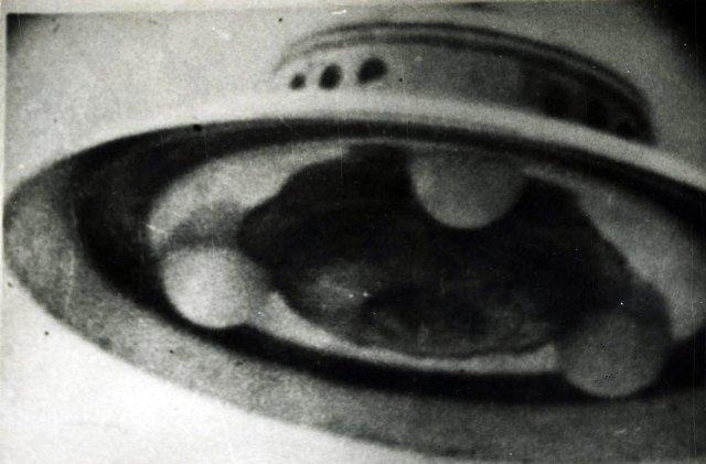HAUNEBU, la leyenda del Ovni Nazi 2