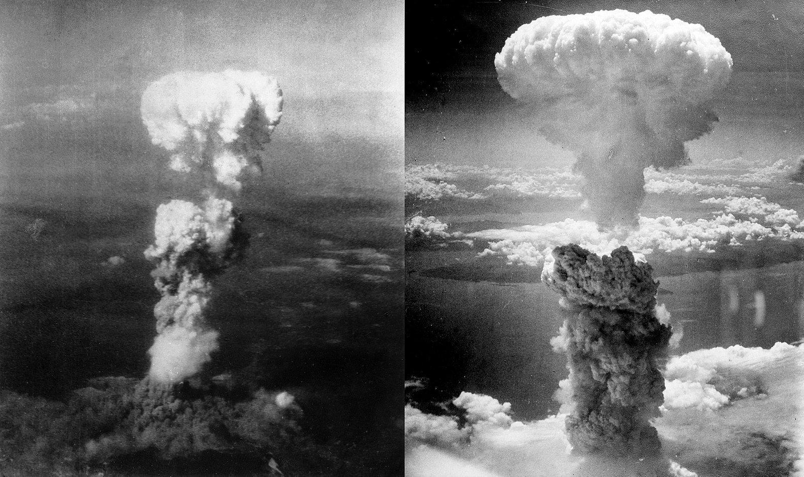 1600px Atomic Bombing Of Japan, Planeta Incógnito