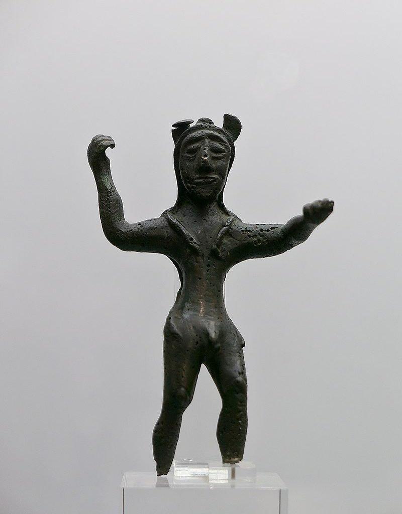 Representación de la Diosa Melkart
