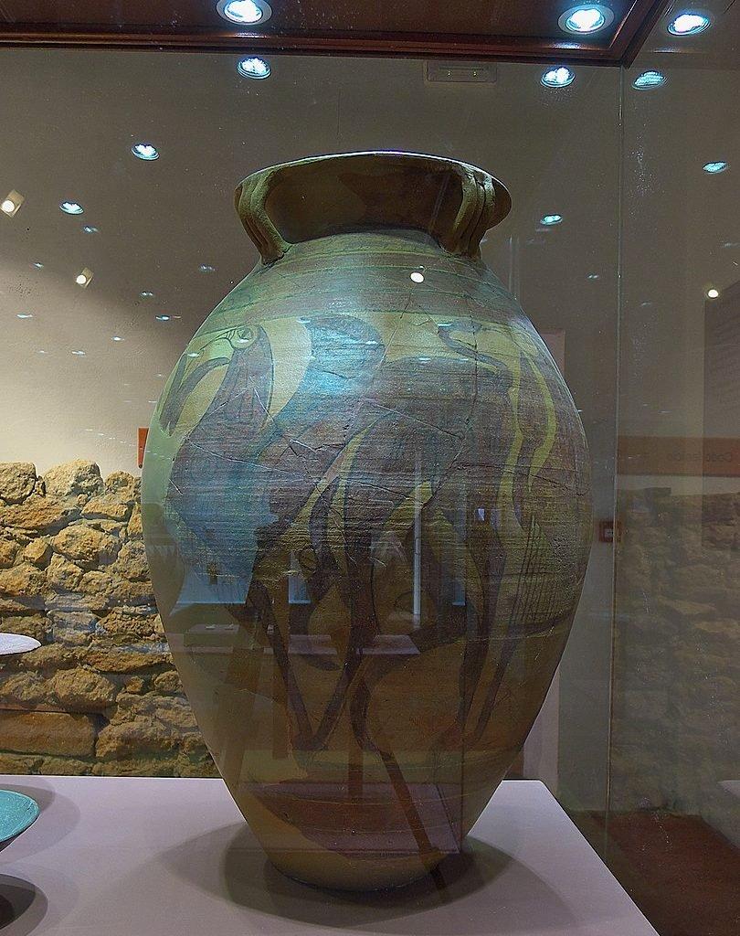 Cerámica orientalizante, Carmona (s. VII a.C)