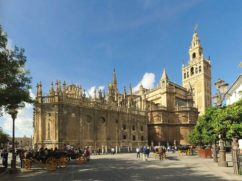Sevilla Cathedral   Sureste, Planeta Incógnito
